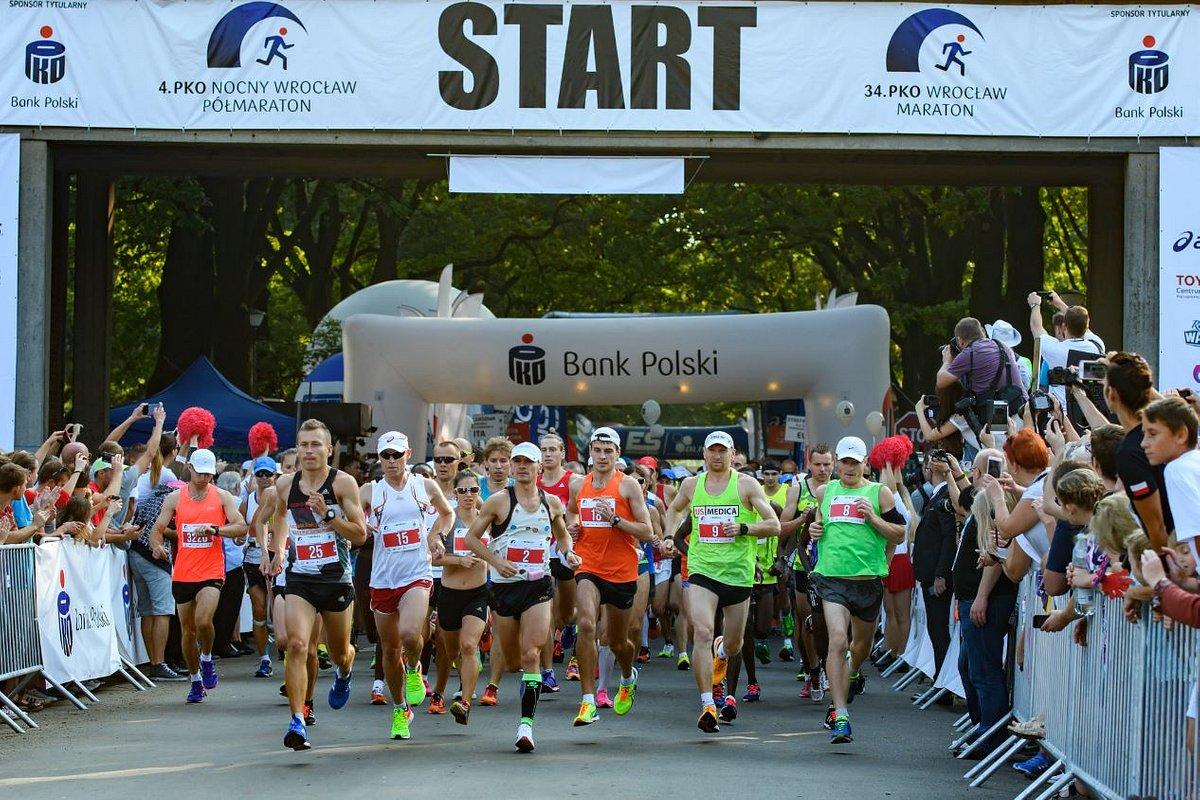 PKO Bank Polski zaprasza do biegania we Wrocławiu w 2017 roku