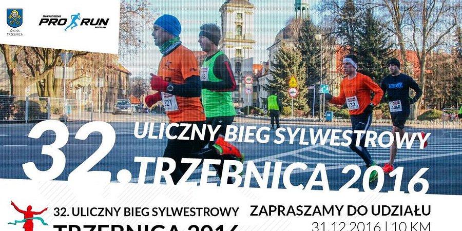 Biegowy koniec roku z PKO Bankiem Polskim w Trzebnicy