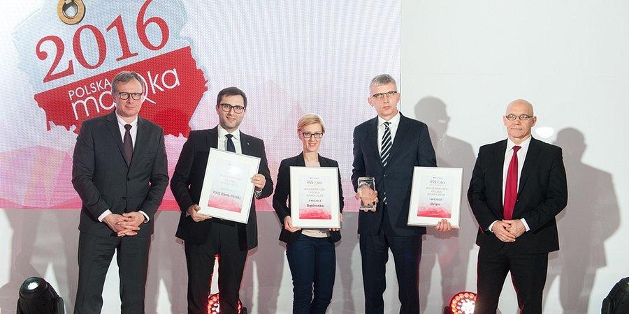 PKO Bank Polski najsilniejszą marką finansową