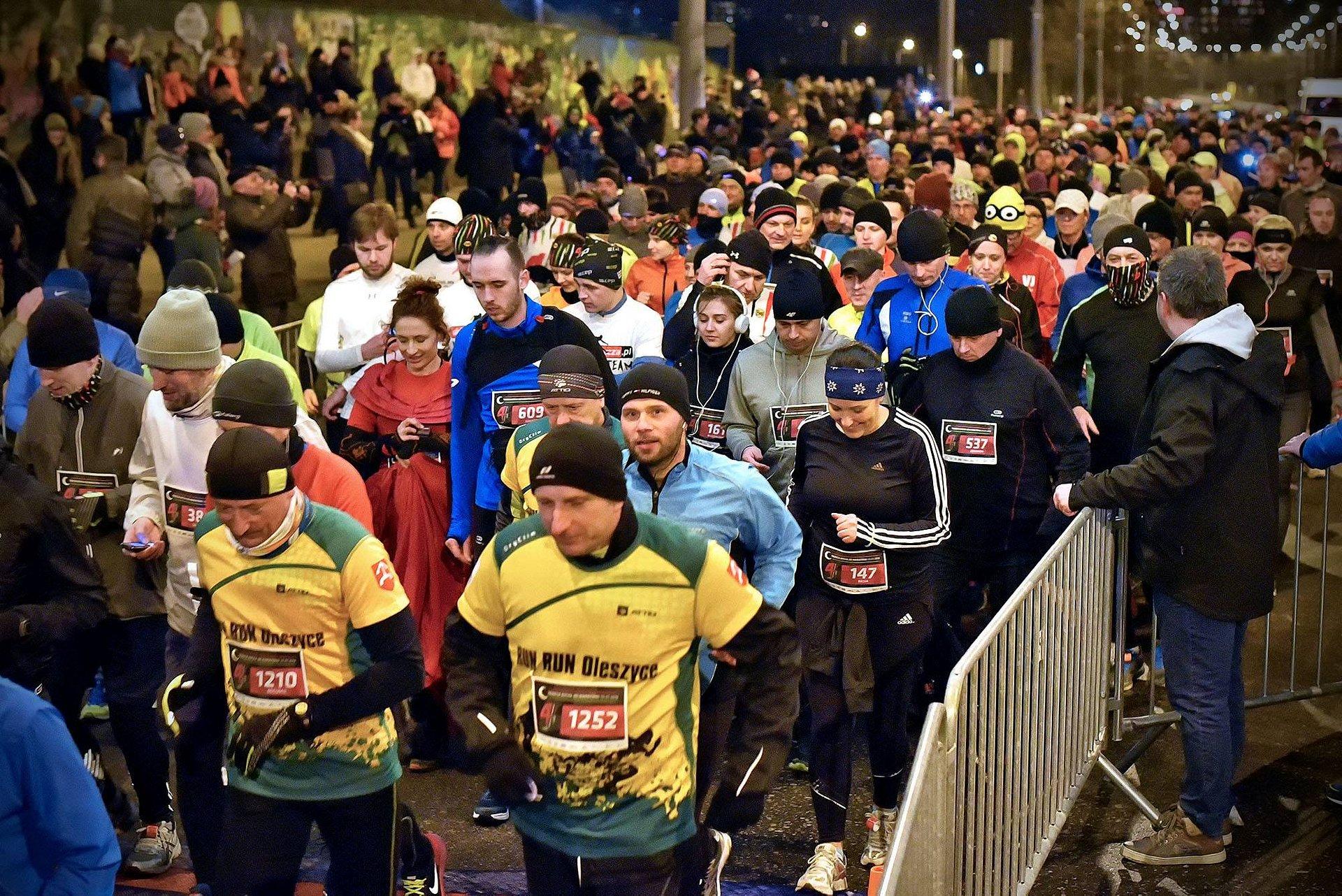 Trzecia Dycha do Maratonu w Lublinie z PKO Bankiem Polskim