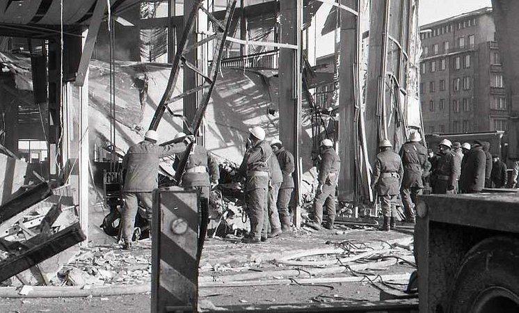 38 rocznica wybuchu w Rotundzie. Pamiętamy!