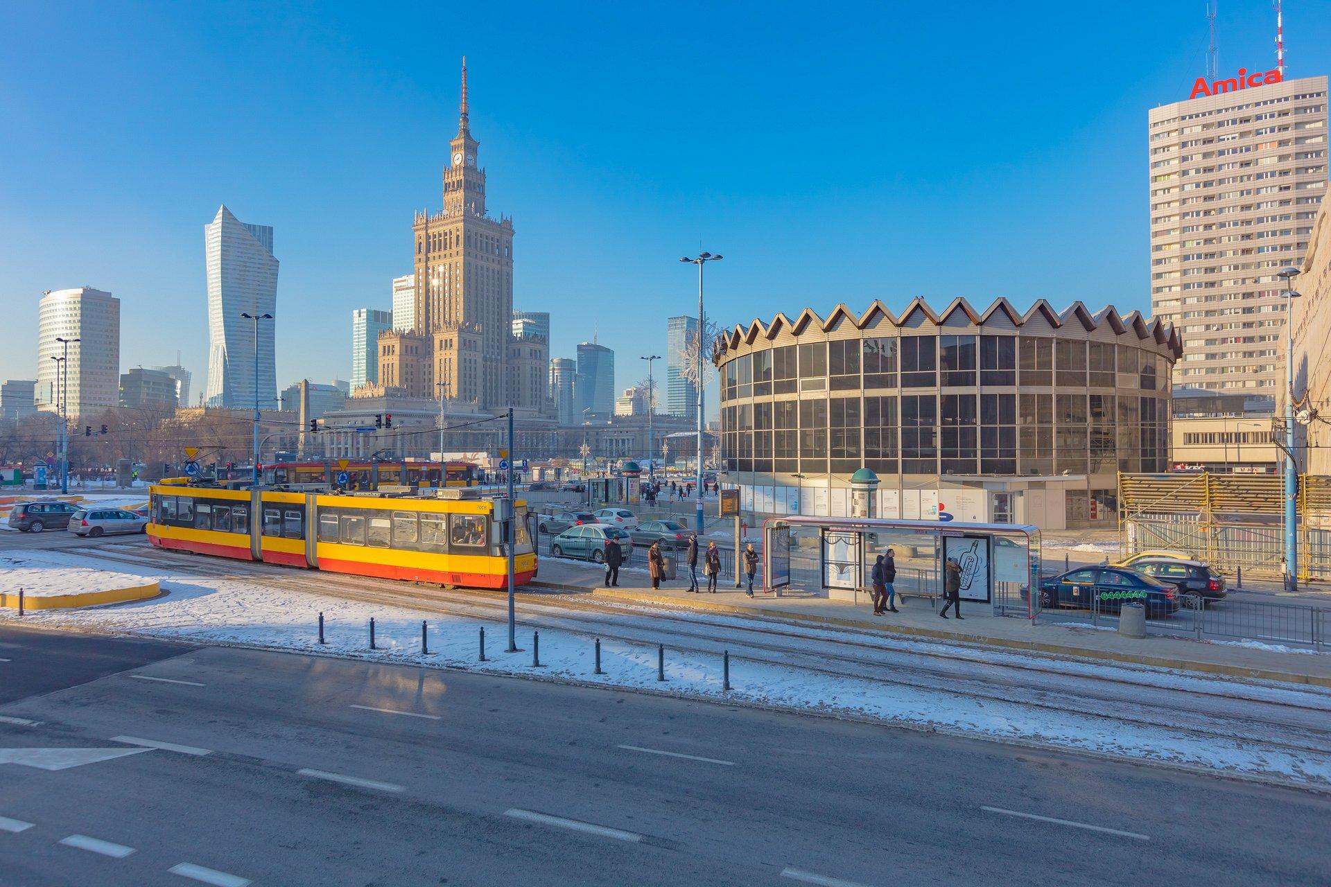 Warszawska Rotunda PKO Banku Polskiego – start inwestycji