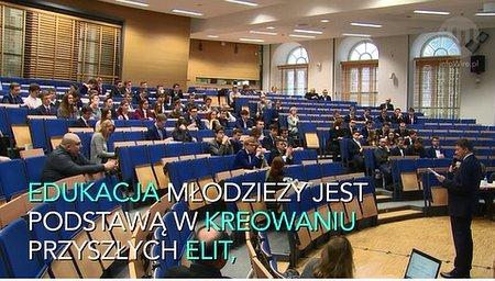 Finał Olimpiady Wiedzy o Polsce i Świecie Współczesnym - wspieramy młodych