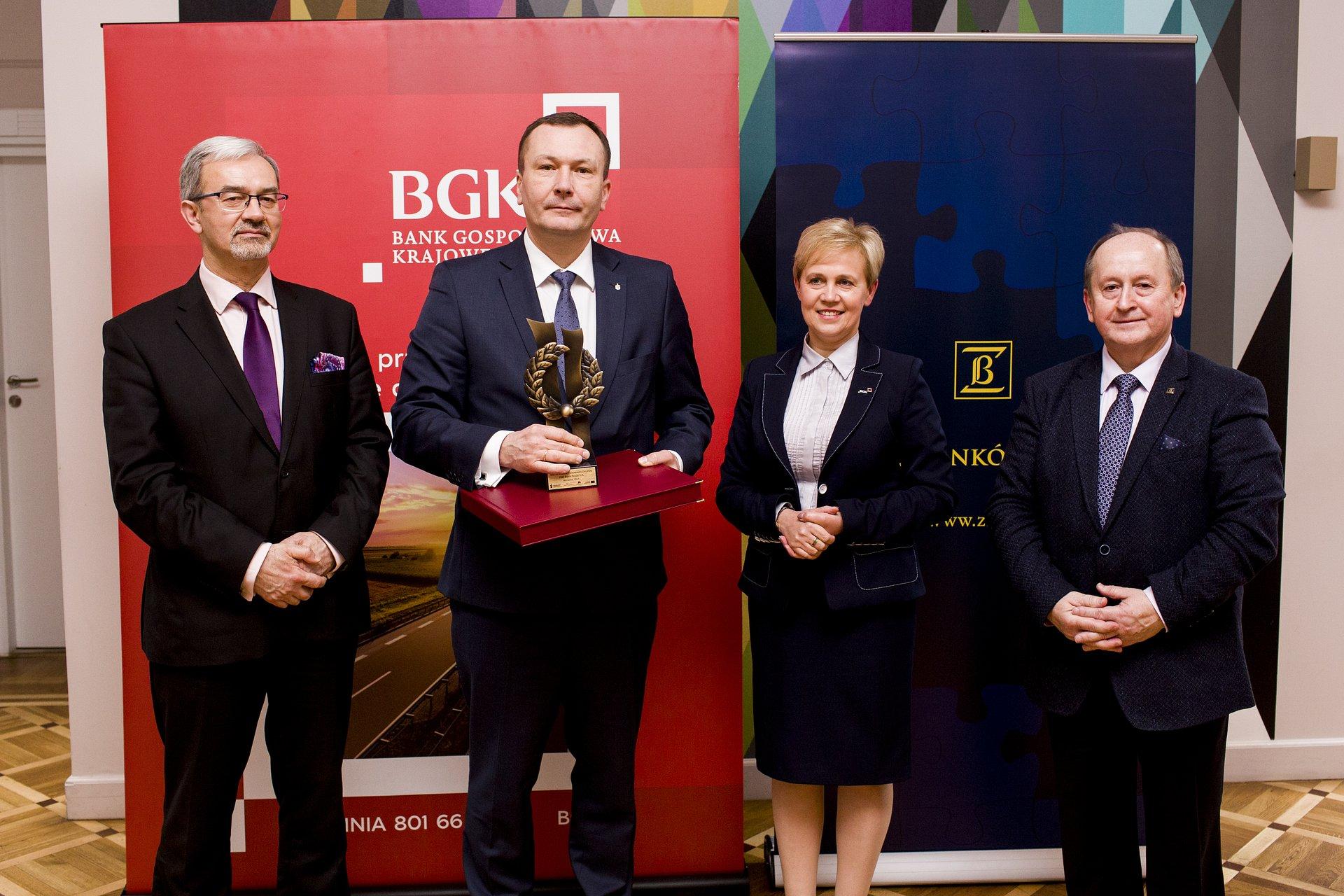 Nagroda dla PKO Banku Polskiego za wykorzystanie środków unijnych