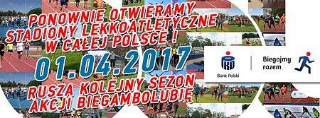 BiegamBoLubię - trenujmy razem z PKO Bankiem Polskim