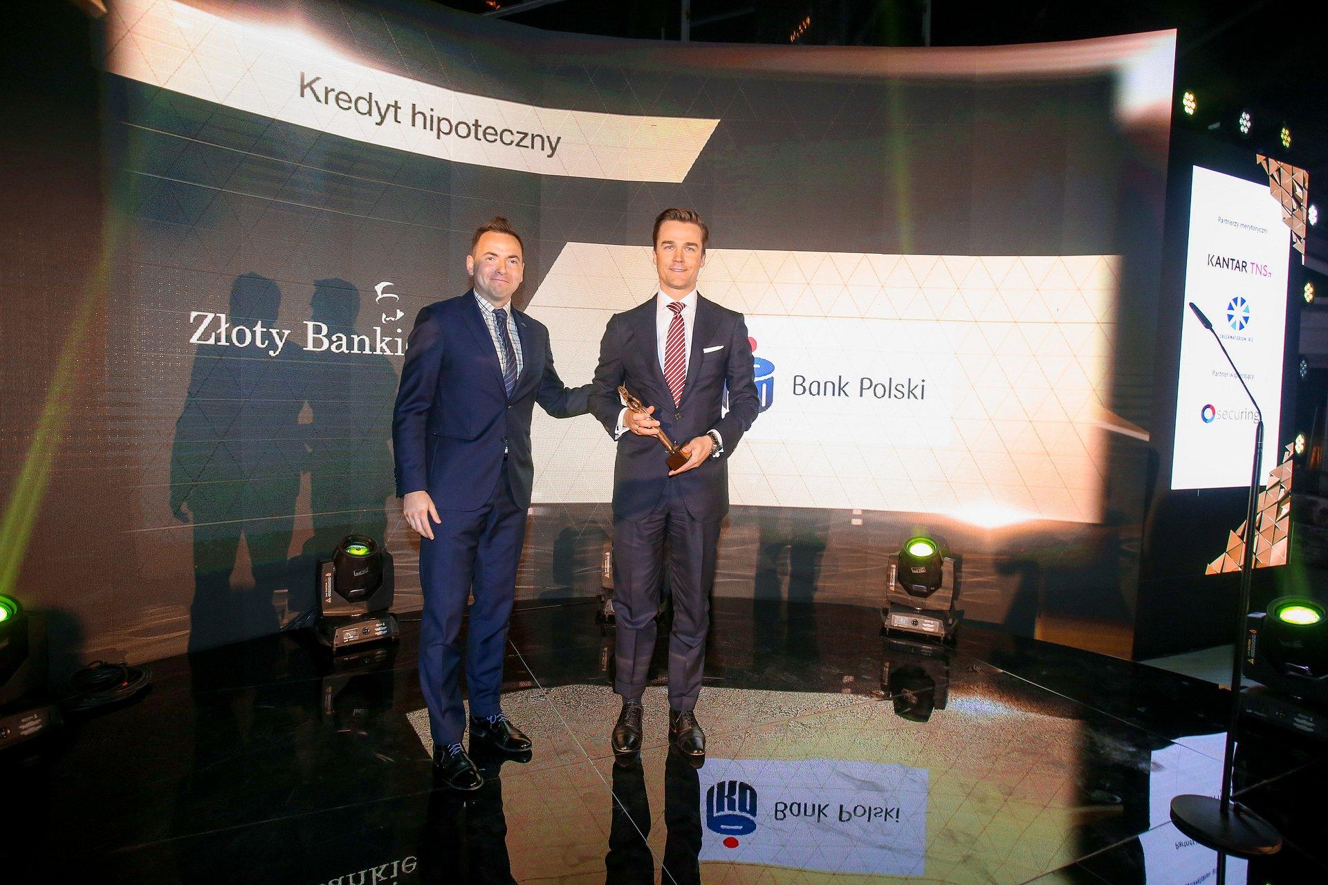 Złoty Bankier: doskonały wynik PKO Banku Polskiego