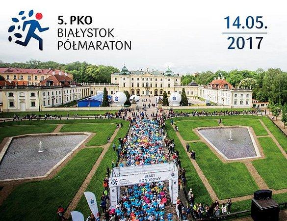 Biegiem przez Białystok razem z PKO Bankiem Polskim