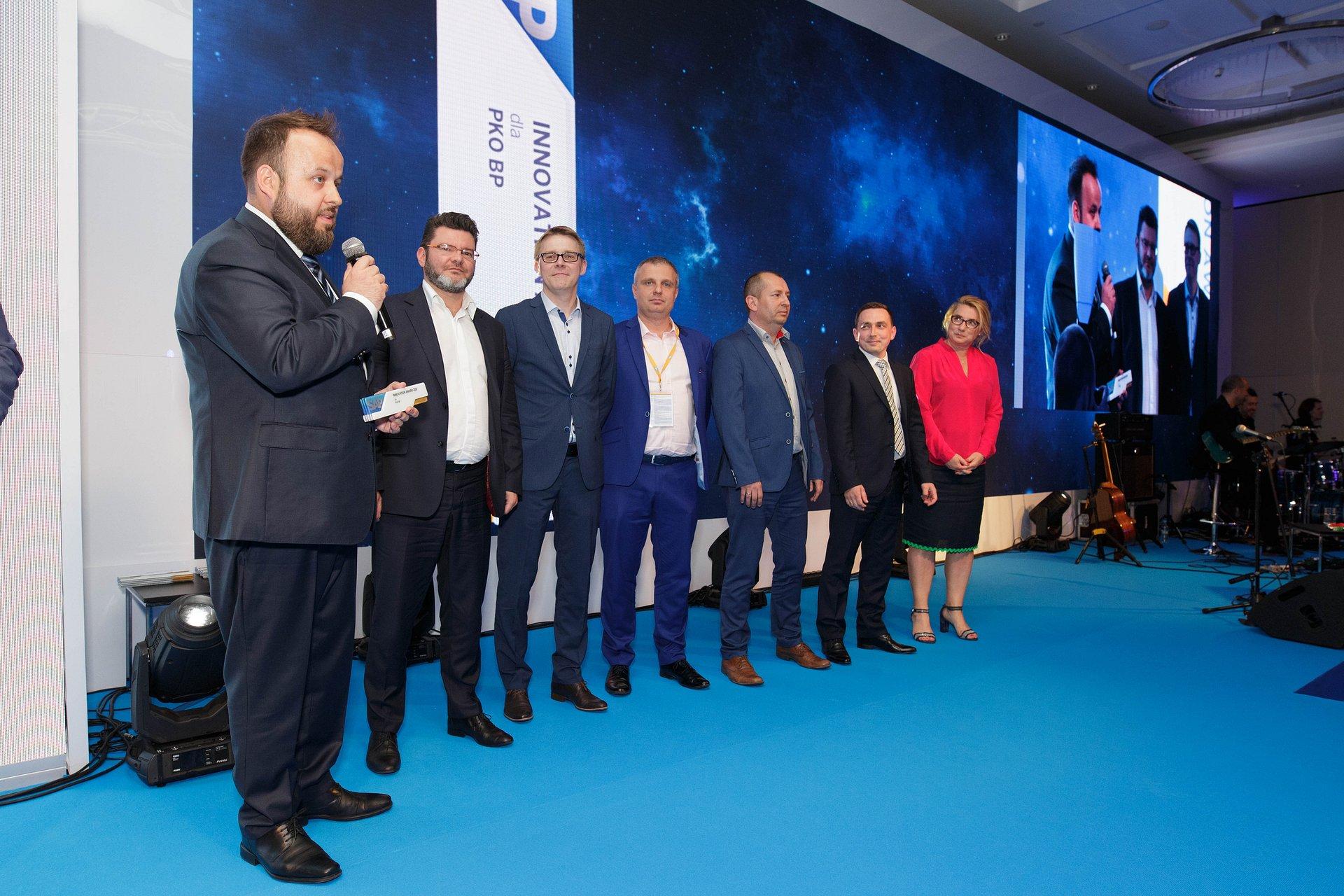 PKO Bank Polski uhonorowany SAP Innovation Award 2017