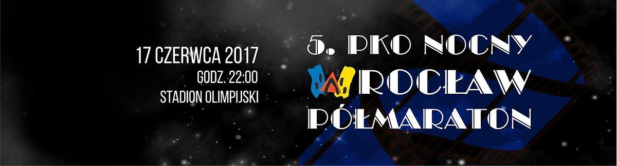 Wrocław pobiegnie nocą z PKO Bankiem Polskim