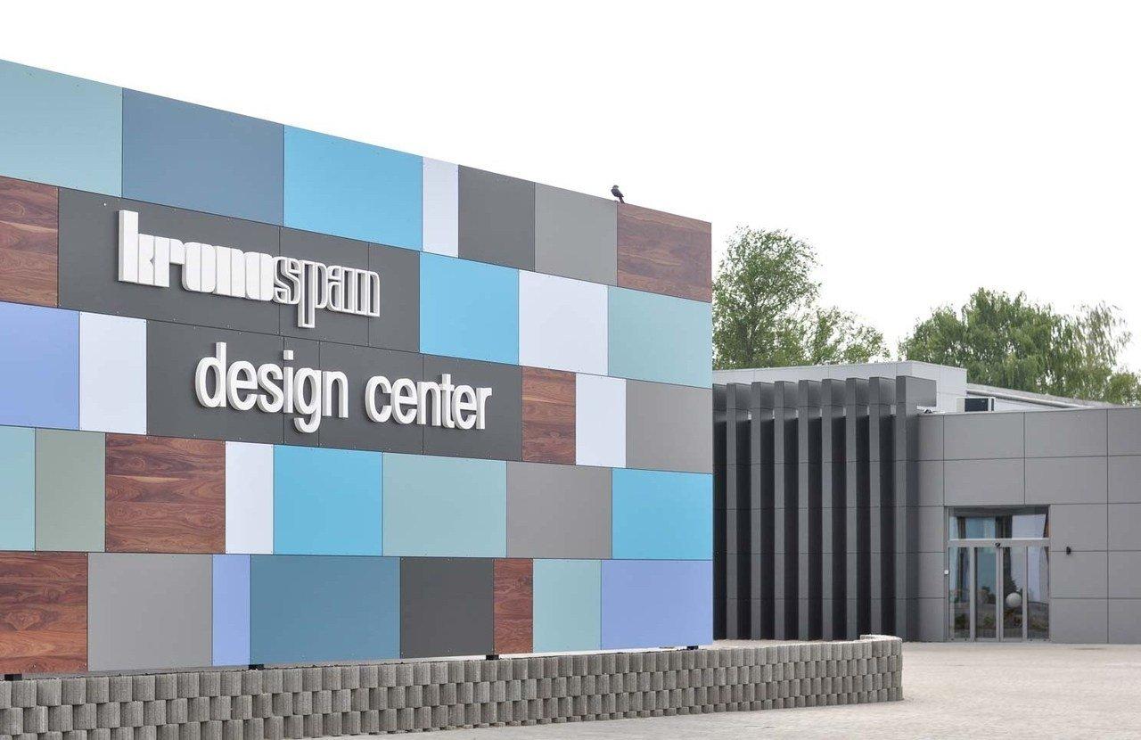 Pierwsze w Europie centrum szkoleniowo-wystawiennicze, poświęcone produktom, innowacjom i działalności Kronospan.