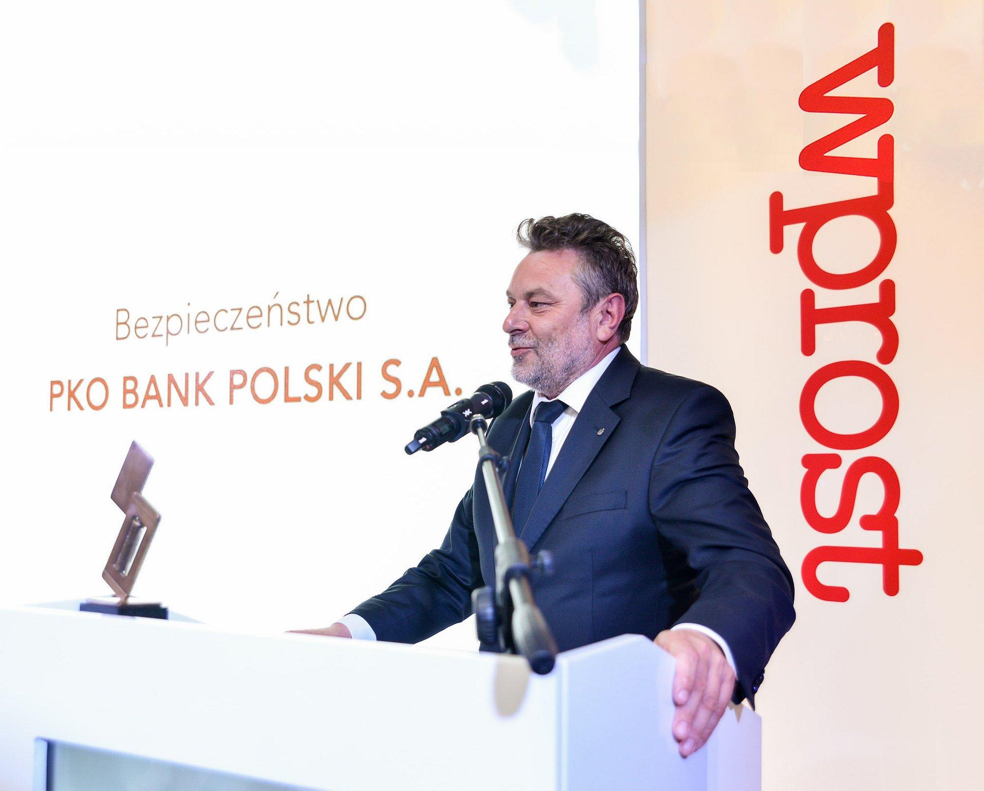 "PKO Bank Polski laureatem konkursu ""Portfel Roku Tygodnika Wprost 2017"""