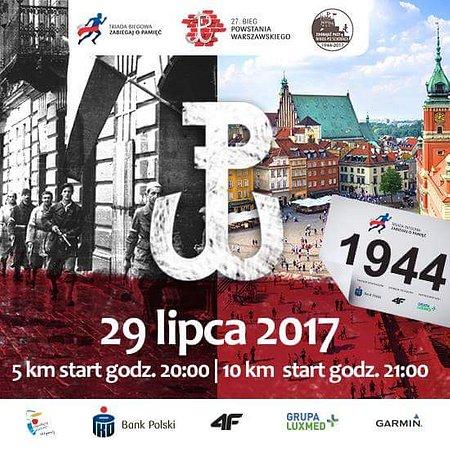 27. Bieg Powstania Warszawskiego z PKO Bankiem Polskim