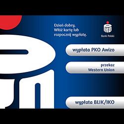 PKO Masowe Wypłaty dostępne również w bankomatach PKO Banku Polskiego