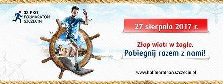 38. PKO Półmaraton Szczecin z PKO Bankiem Polskim