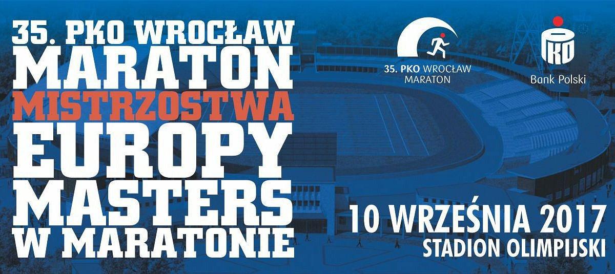 35. PKO Wrocław Maraton z PKO Bankiem Polskim
