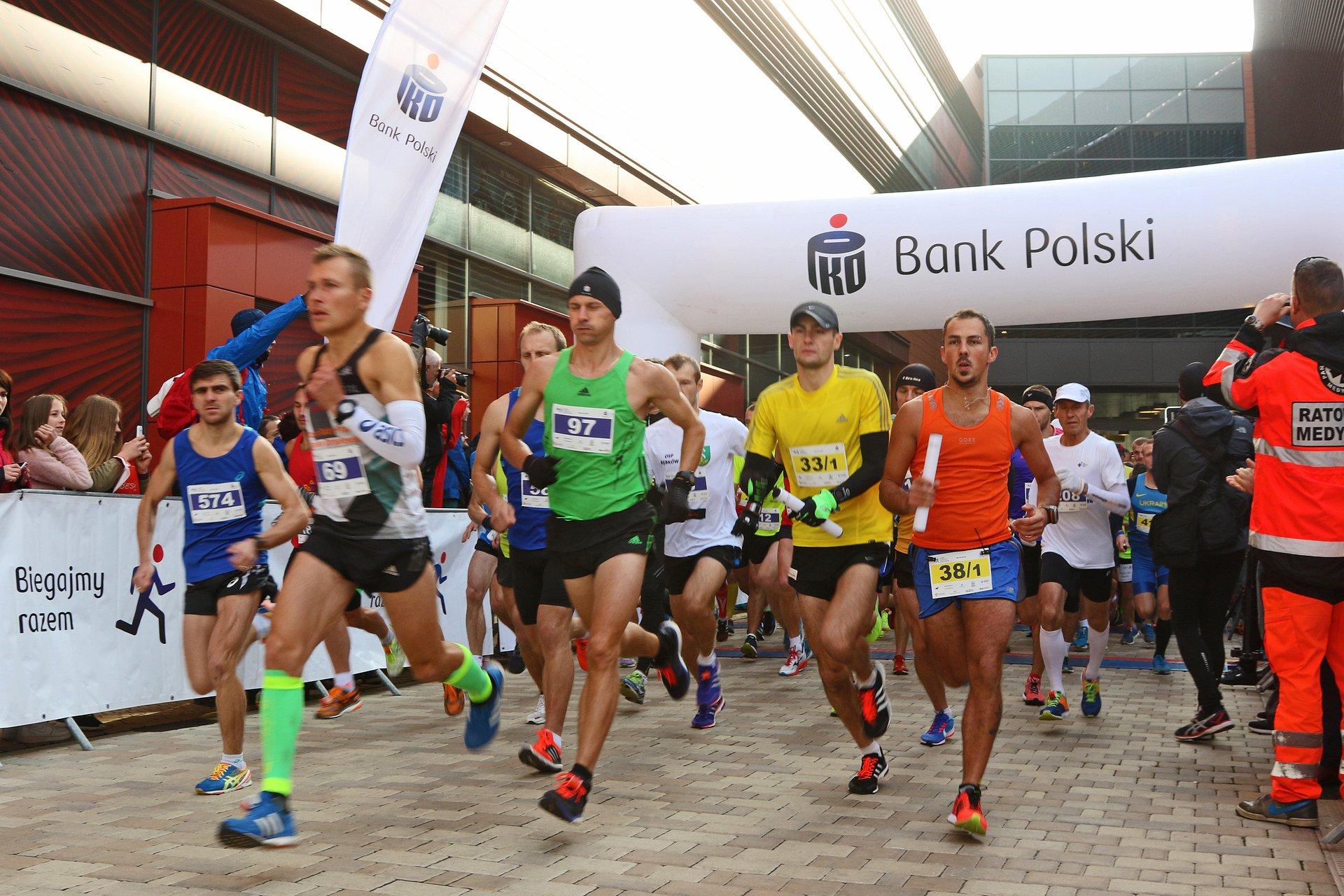PKO Bank Polski zaprasza maratończyków do Rzeszowa