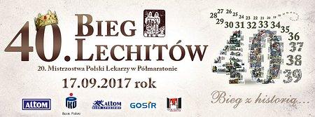 Jubileuszowy Bieg Lechitów z PKO Bankiem Polskim