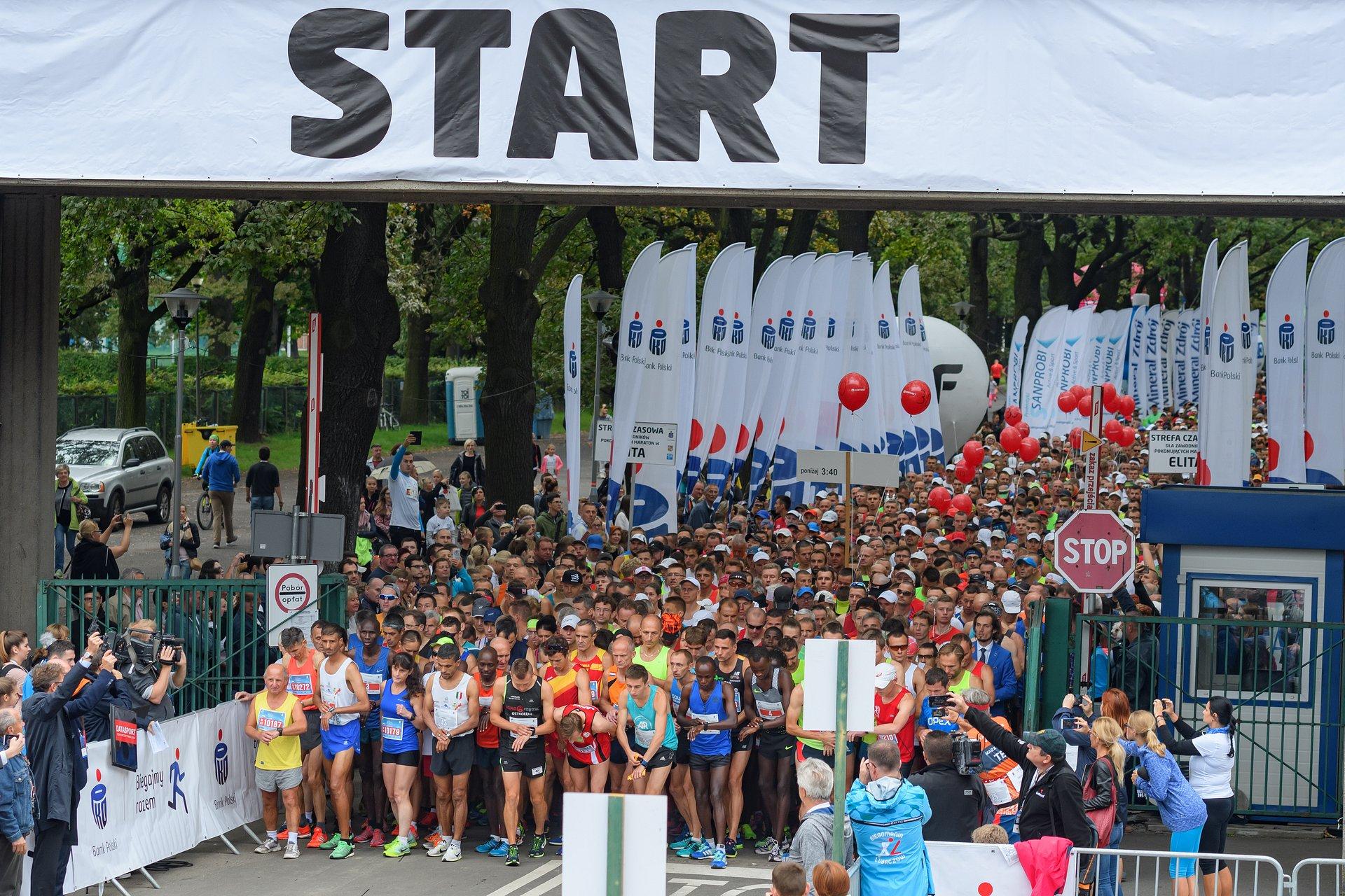 Ponad 4,5 tysiąca uczestników 35. PKO Wrocław Maratonu i rekord trasy wśród kobiet