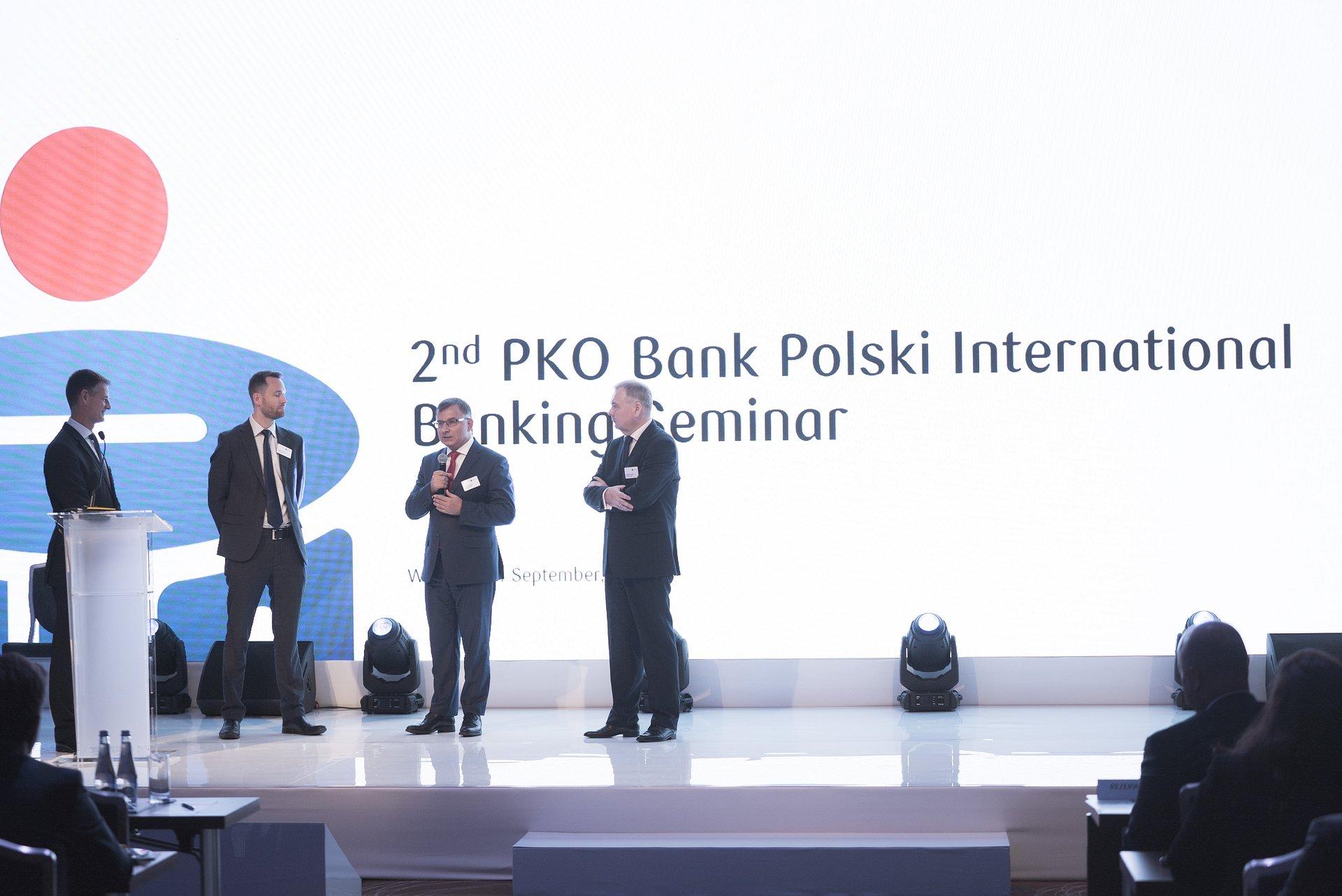 PKO Bank Polski podwójnie nagrodzony przez JP Morgan