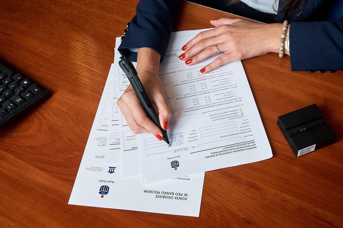 Innowacyjny długopis cyfrowy w oddziałach PKO Banku Polskiego