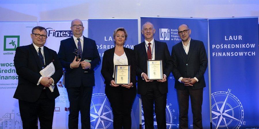 PKO Bank Polski nagrodzony Laurem Pośredników Finansowych