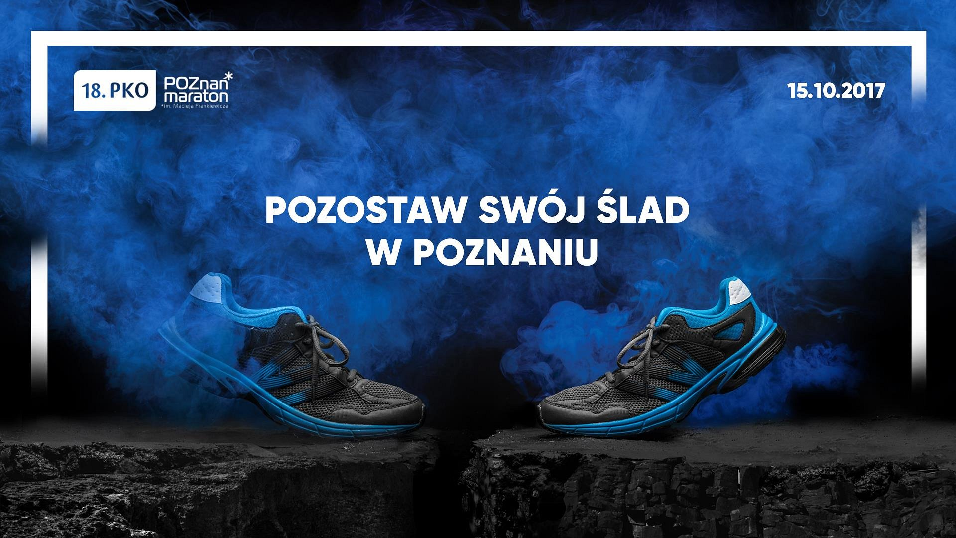PKO Bank Polski zaprasza na 18. PKO Poznań Maraton