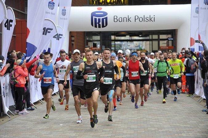 Ponad 700 osób biegało w Rzeszowie z PKO Bankiem Polskim