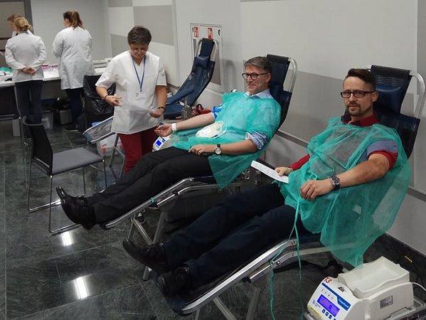 27 października zbieramy krew w Warszawie!