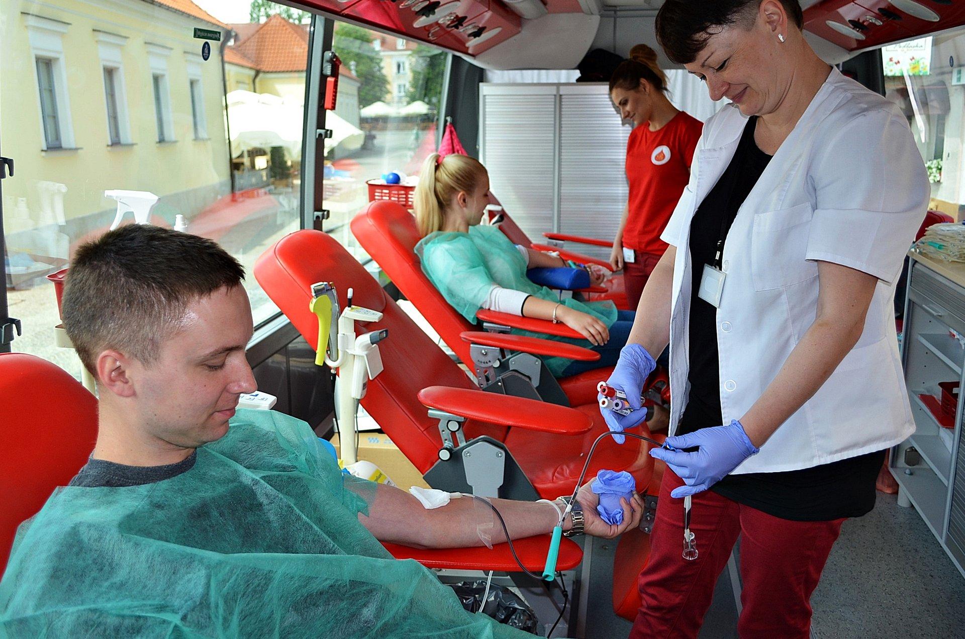 31 października zbieramy krew w Kielcach!