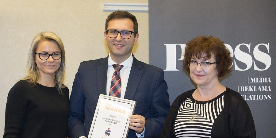 PKO Bank Polski Marką Marek