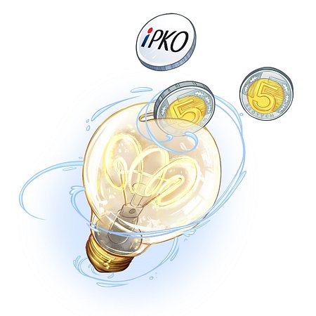 Doładuj licznik energetyczny online przez serwis transakcyjny PKO Banku Polskiego