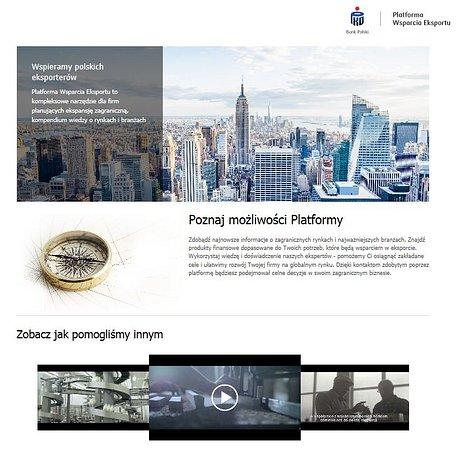 Platforma Wsparcia Eksportu – najnowsze rozwiązanie PKO Banku Polskiego dla firm