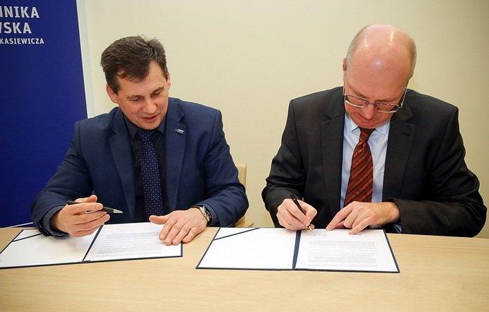 PKO Bank Polski podpisał umowę o współpracy z Politechniką Rzeszowską
