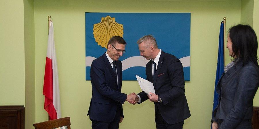 Olsztyn nowym klientem PKO Banku Polskiego