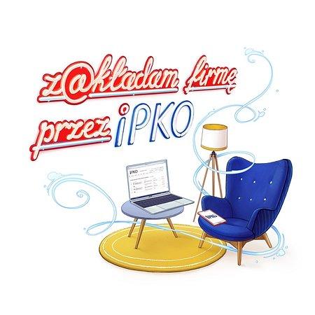 Otwórz firmę w kilka minut przez serwis transakcyjny PKO Banku Polskiego