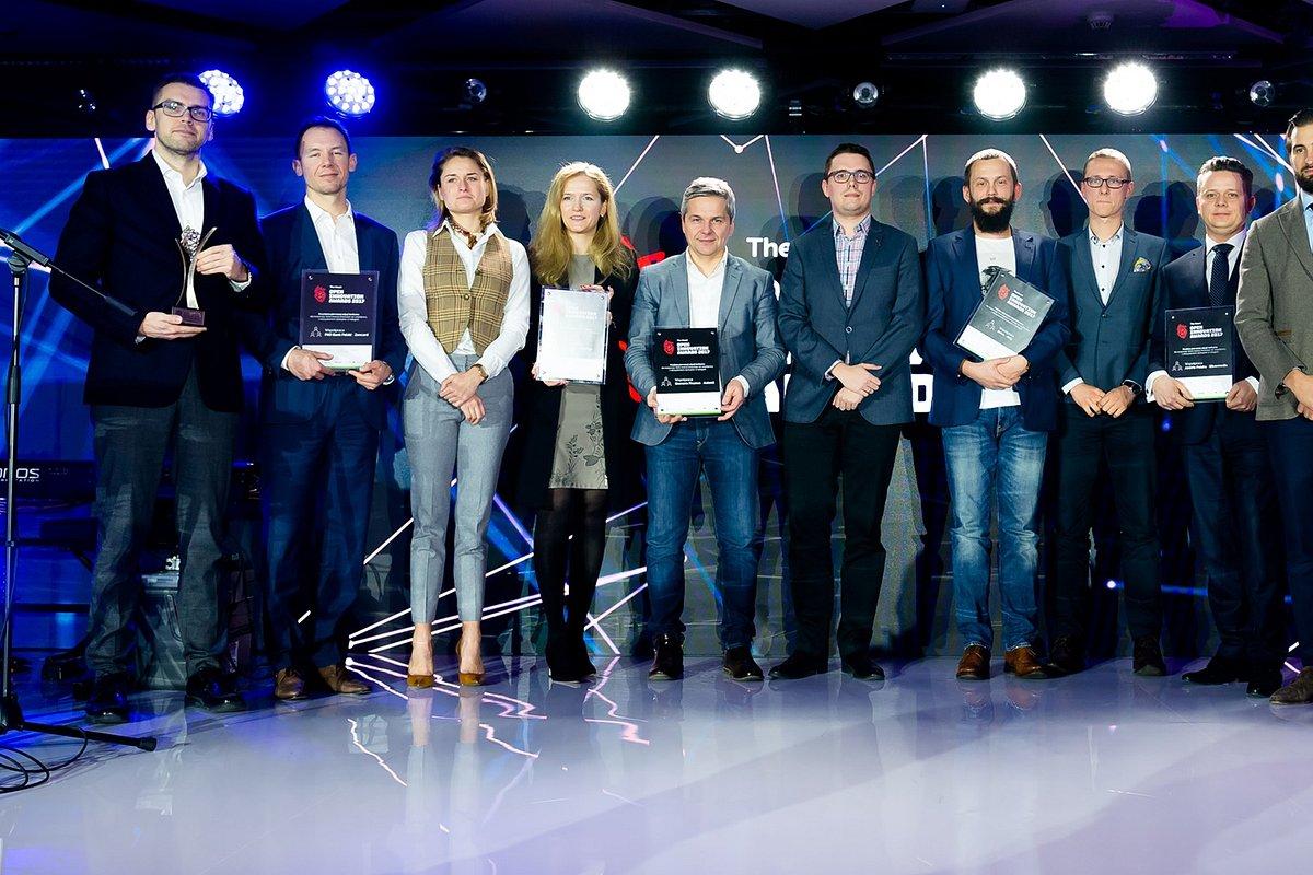 """PKO Banki Polski zwycięzcą The Heart Innovation Awards 2017 w kategorii """"Współpraca"""""""