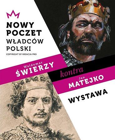 Świerzy kontra Matejko – oryginalna wystawa portretów władców polskich w Poznaniu