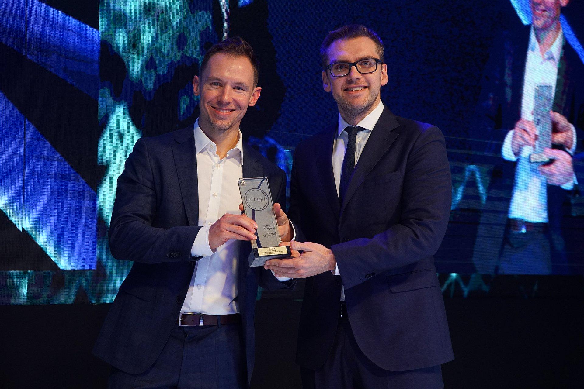 ZenCard PKO Banku Polskiego najciekawszym start-upem
