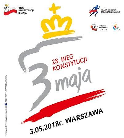 28. Bieg Konstytucji 3 Maja z PKO Bankiem Polskim