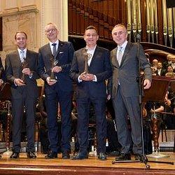 PKO Bank Polski z nagrodą Filharmonii Narodowej w Warszawie