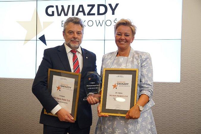 """PKO Bank Polski """"Gwiazdą innowacyjności"""""""