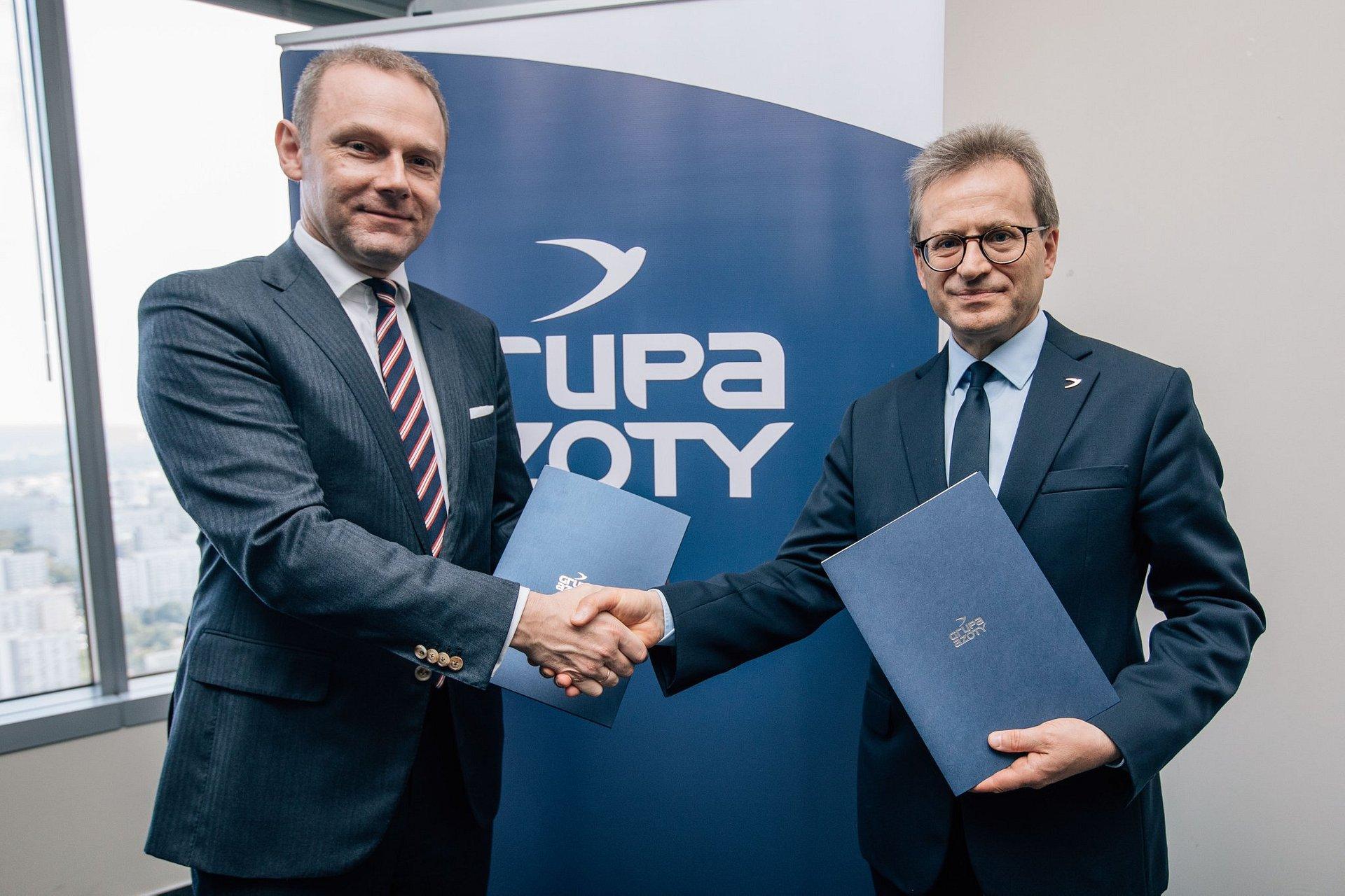 PKO Bank Polski na czele konsorcjum banków finansujących Grupę Azoty