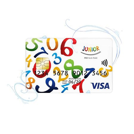 Nowa karta debetowa PKO Junior dla dzieci poniżej 13. roku życia
