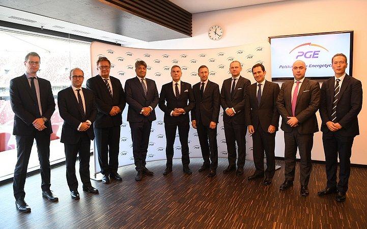 PKO Bank Polski w konsorcjum banków udzielających kredytu Grupie PGE