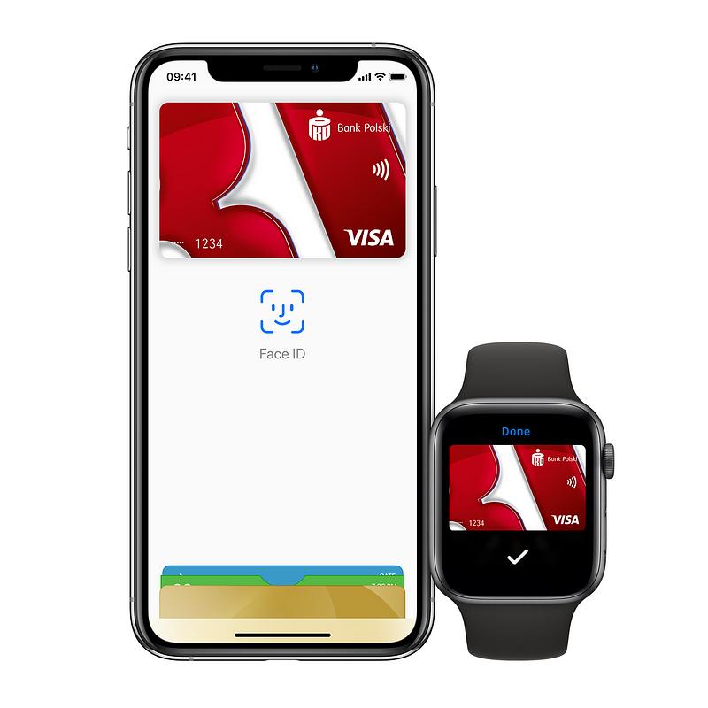 Apple Pay w PKO Banku Polskim