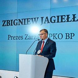 """Zbigniew Jagiełło, prezes Zarządu PKO Banku Polskiego laureatem """"Polskiego Kompasu 2018"""""""
