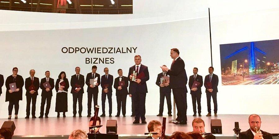 PKO Bank Polski uhonorowany Nagrodą Gospodarczą Prezydenta Rzeczypospolitej Polskiej