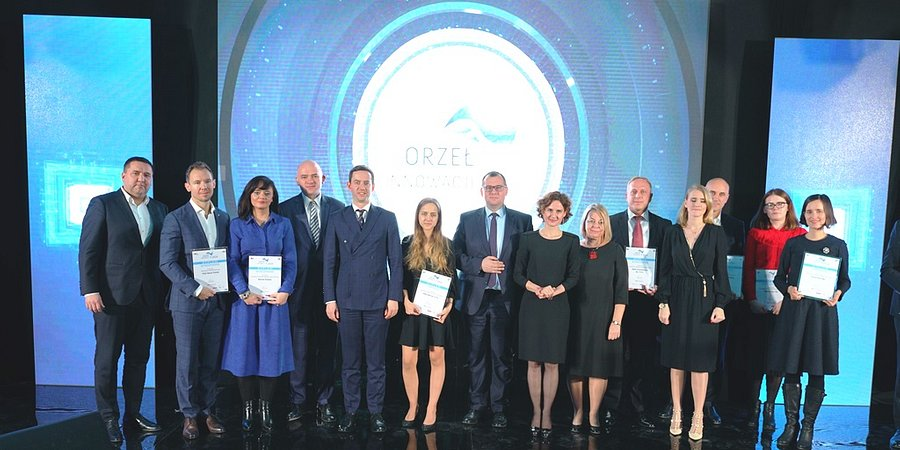 PKO Bank Polski wyróżniony Orłem Innowacji 2018