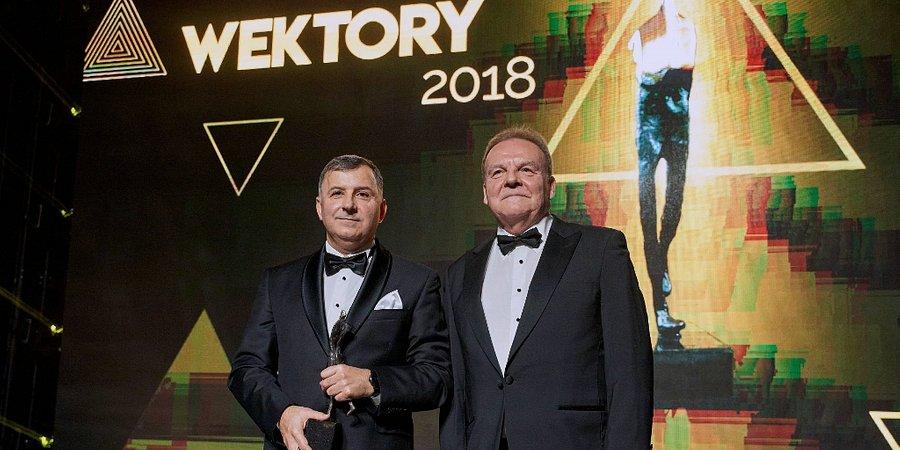 Super Wektor dla Zbigniewa Jagiełły, prezesa Zarządu PKO Banku Polskiego