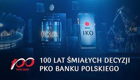PKO Bank Polski – 100 lat śmiałych decyzji